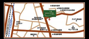 旬DINING すゑ 地図