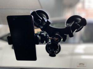 車載カメラ固定器具⑥