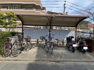スカイタウン寺塚_駐輪場